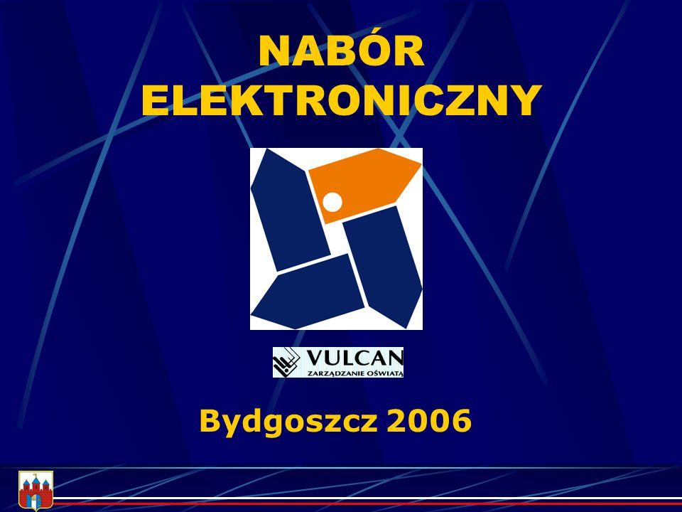 NABÓR ELEKTRONICZNY Bydgoszcz 2006