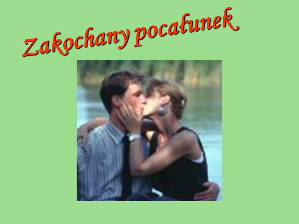 Zakochany pocałunek