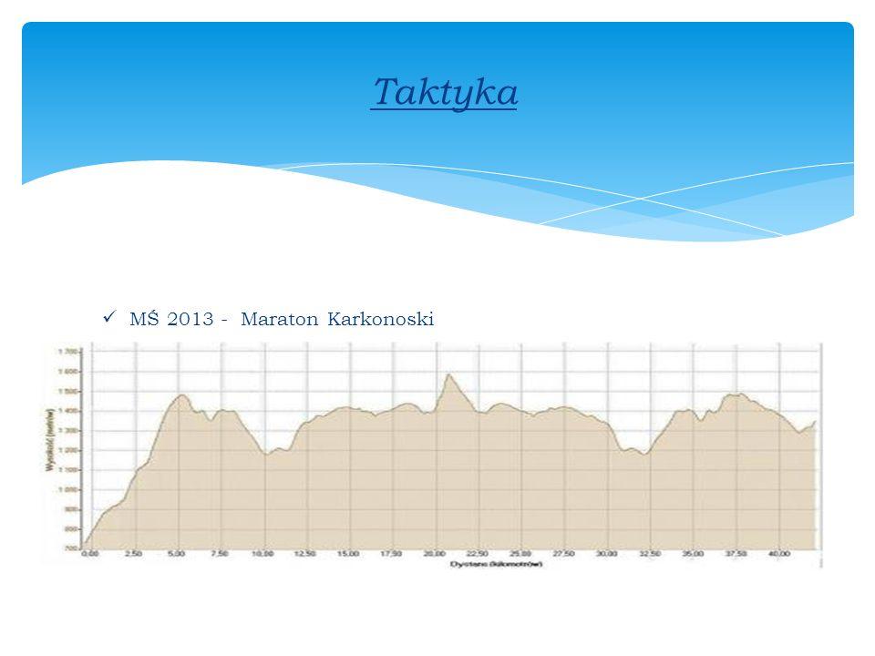 MŚ 2013 - Maraton Karkonoski