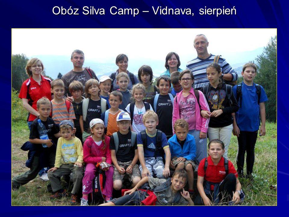 Obóz Silva Camp – Vidnava, sierpień
