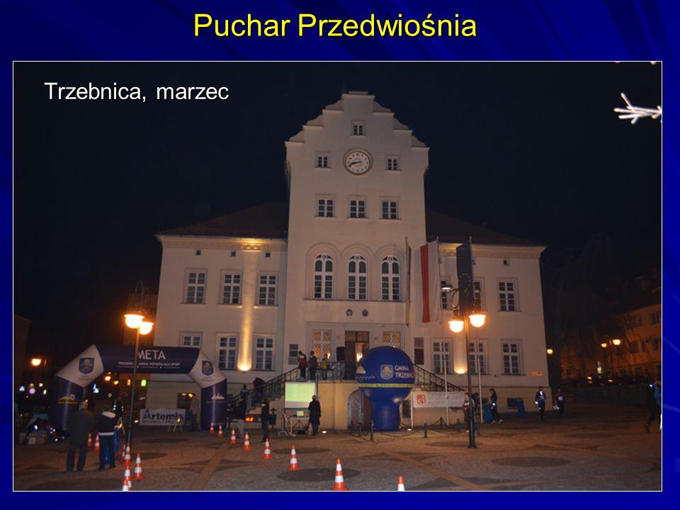 Puchar Przedwiośnia Trzebnica, marzec