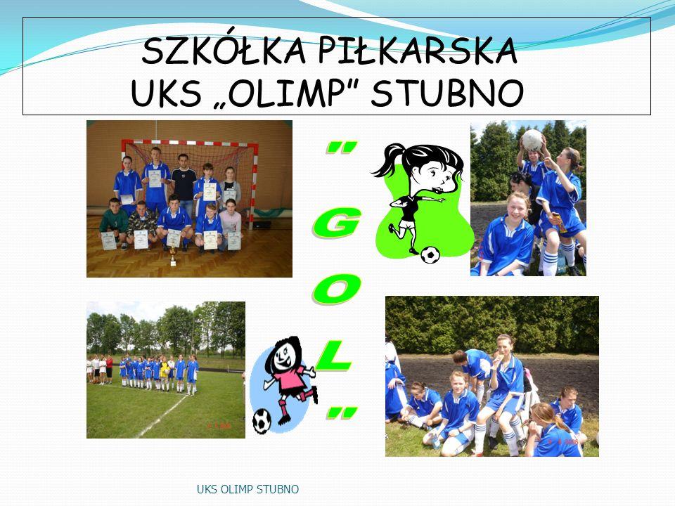 Stadion Czuwaju i hala w Rzeszowie UKS OLIMP STUBNO