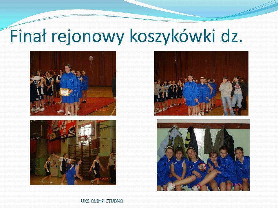 Badminton, unihokej, l.a. Finały wojewódzkie(Rzeszów) i powiatowe