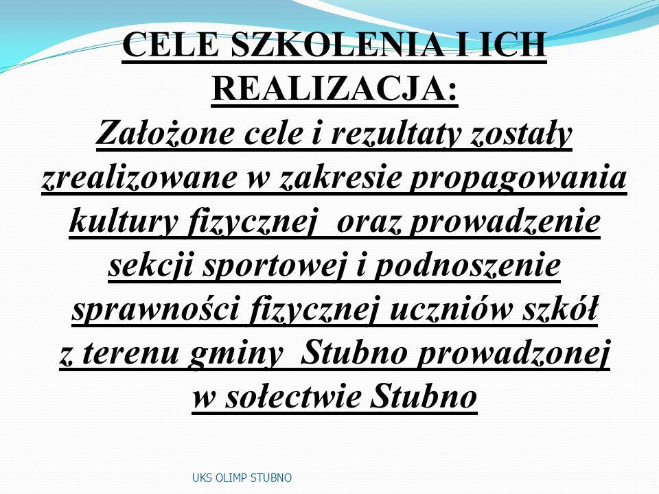 Ranga (szczeble) szkolnych zawodów sportowych od najniższego: rozgrywki szkolne gminne powiatowe ( 10 gmin z powiatu ) rejonowe ( tylko mistrzowie 5 p