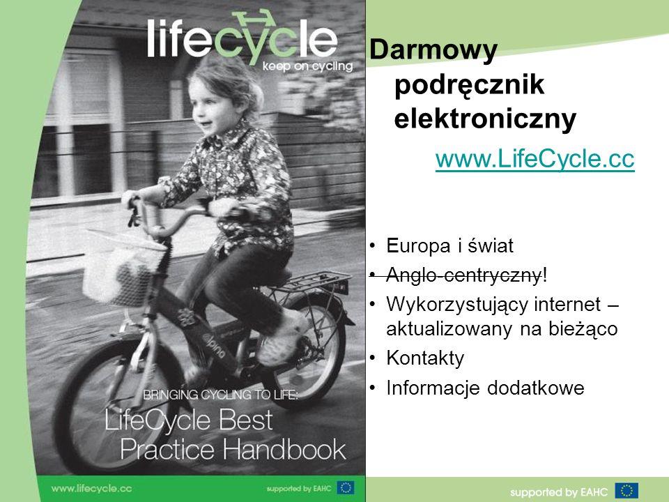 Darmowy podręcznik elektroniczny www.LifeCycle.cc Europa i świat Anglo-centryczny! Wykorzystujący internet – aktualizowany na bieżąco Kontakty Informa