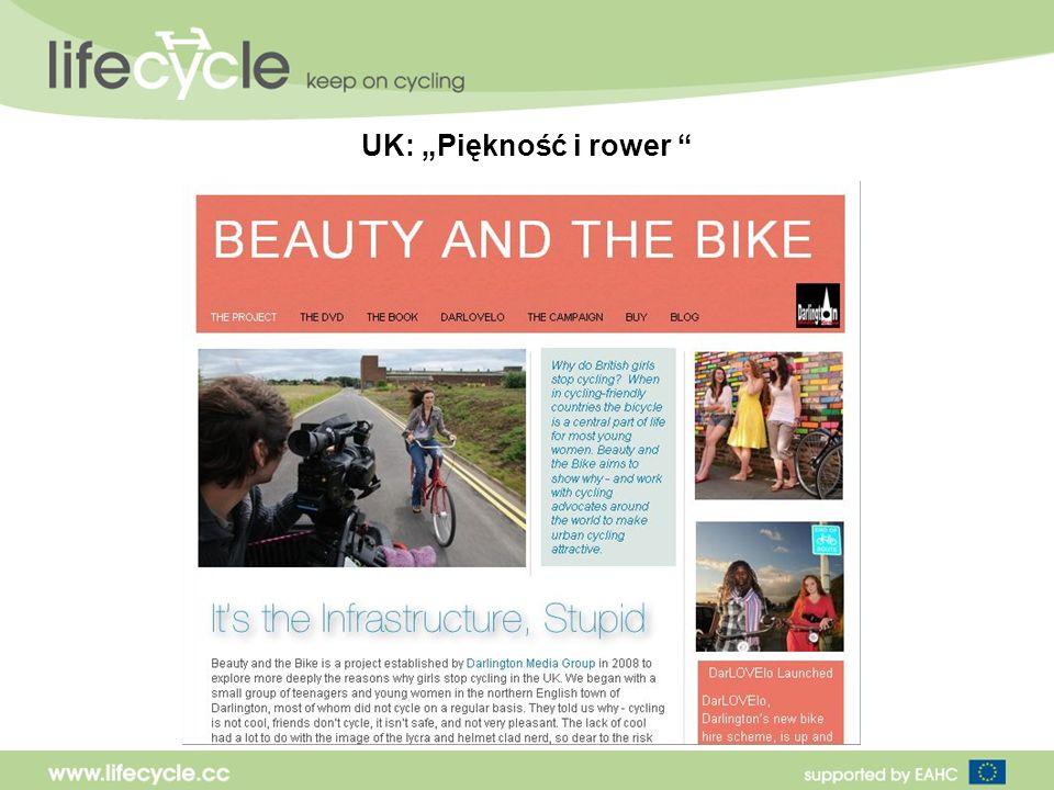 UK: Piękność i rower