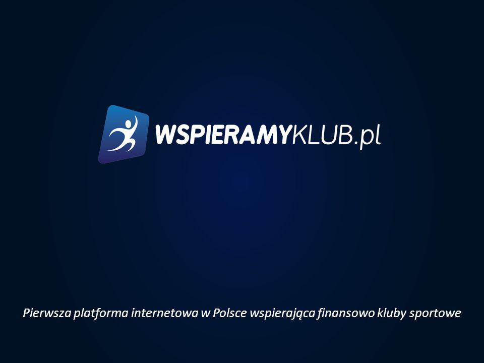 Zdobywamy… …coraz większą popularność wśród internautów – to ponad 150 tysięcy odsłon; … rozmach w zakresie pozyskiwania i publikacji rzetelnych informacji – Polska Agencja Prasowa, newsy autorskie, informacje z klubów, związków i stowarzyszeń sportowych; …rosnące grono klubów zrzeszonych – już ponad 60 klubów jest z nami to nie tylko drużyny piłki nożnej!