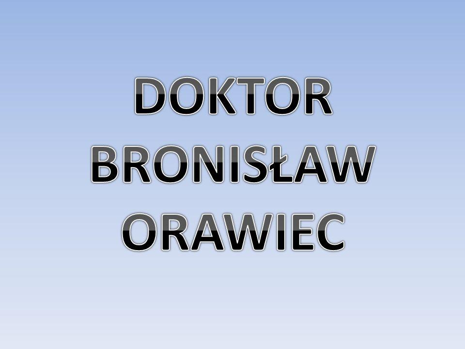 Najmłodsze lata Bronisław Orawiec urodził się 17 czerwca 1947 roku w Poroninie.