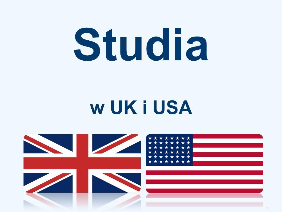 1 Studia w UK i USA