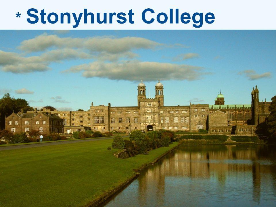 7 * Stonyhurst College