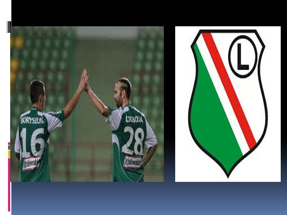 Legia warszawa Klub Legia Warszawa powstał w marcu 1916r w Warszawie pod nazwą drużyna Legionowa, w ciągu 87 lat działalności nazwa klubu uległa zmian