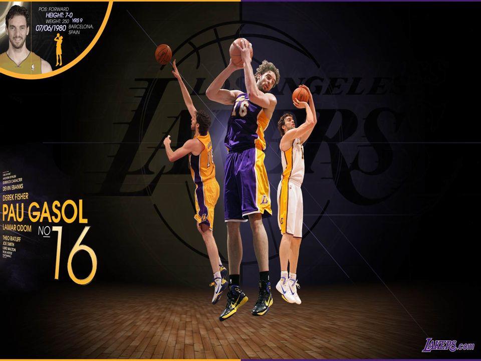 Los Angeles larkers Los Angeles Lakers – amerykański koszykarski klub grający w lidze NBA. Jeden z najbardziej utytułowanych klubów w lidze. Ma na swy