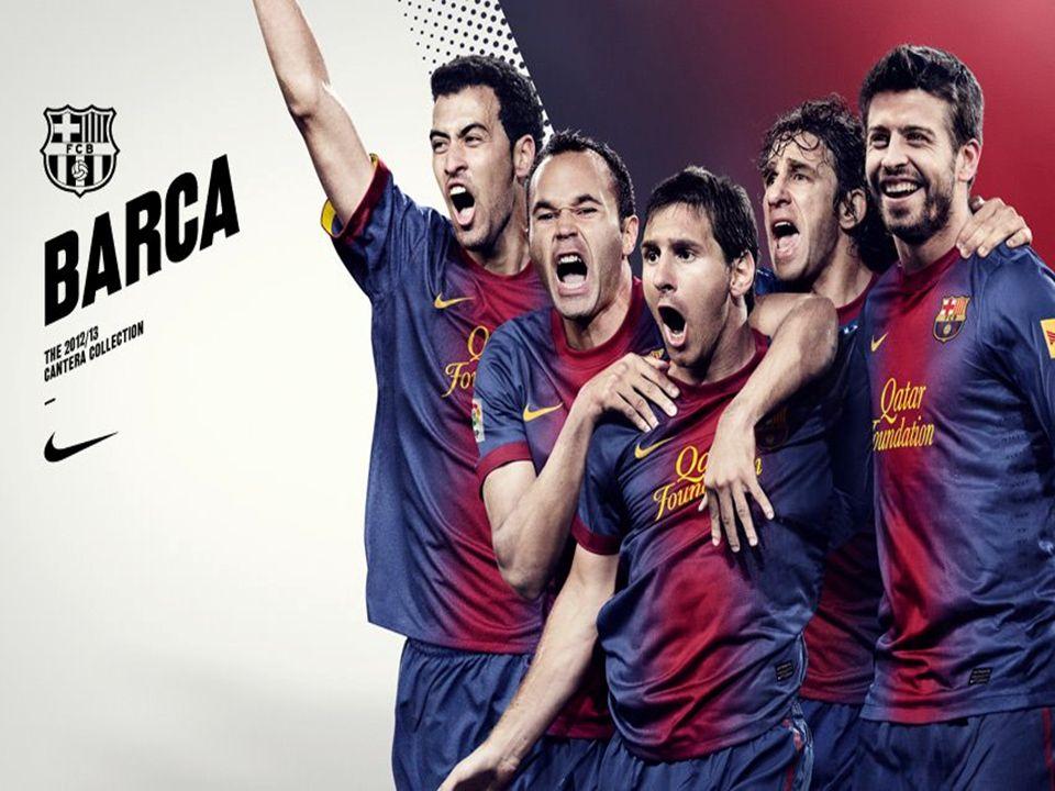 historia Futbol Club Barcelona (w języku katalońskim), w skrócie Barça (wym. [ba ɾ sa]) – hiszpański wielosekcyjny klub sportowy, istniejący od chwili