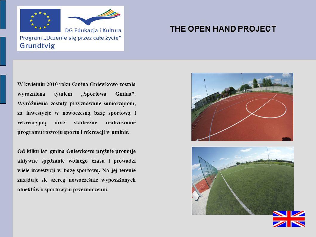 W kwietniu 2010 roku Gmina Gniewkowo została wyróżniona tytułem Sportowa Gmina.