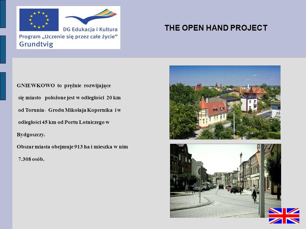 GNIEWKOWO to prężnie rozwijające się miasto położone jest w odległości 20 km od Torunia- Grodu Mikołaja Kopernika i w odległości 45 km od Portu Lotniczego w Bydgoszczy.