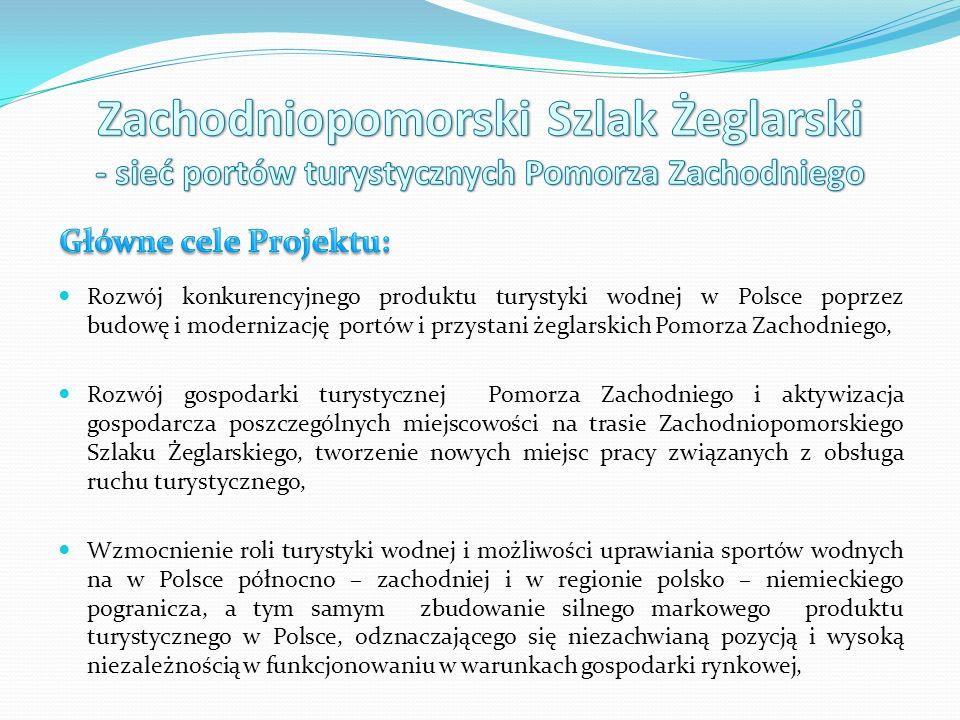 Opracował: Jan Kurowski Koordynator Projektu MARINA KAMIEŃ POMORSKI Adres: 72-400 Kamień Pomorski Aleja Mistrzów Żeglarstwa 2 www.marinakamienpomorski.pl