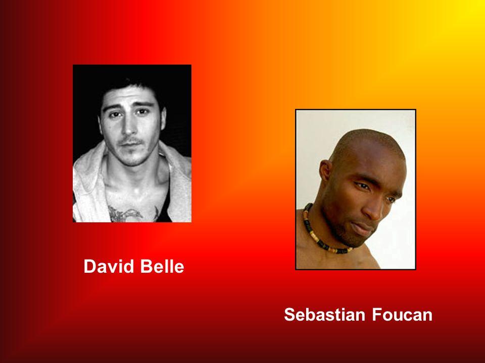 David Belle Sebastian Foucan