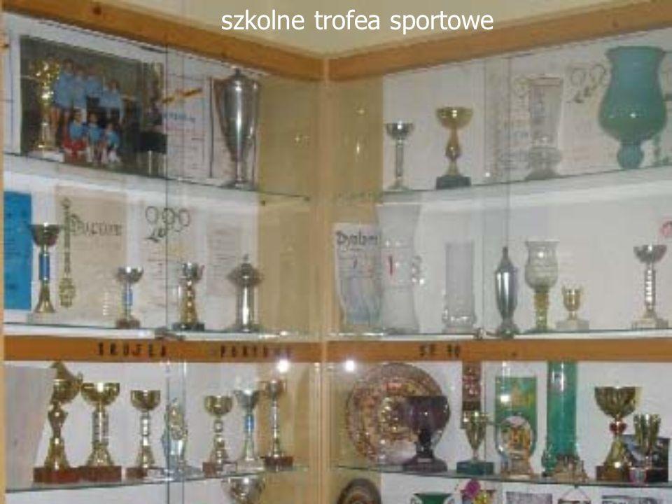 szkolne trofea sportowe