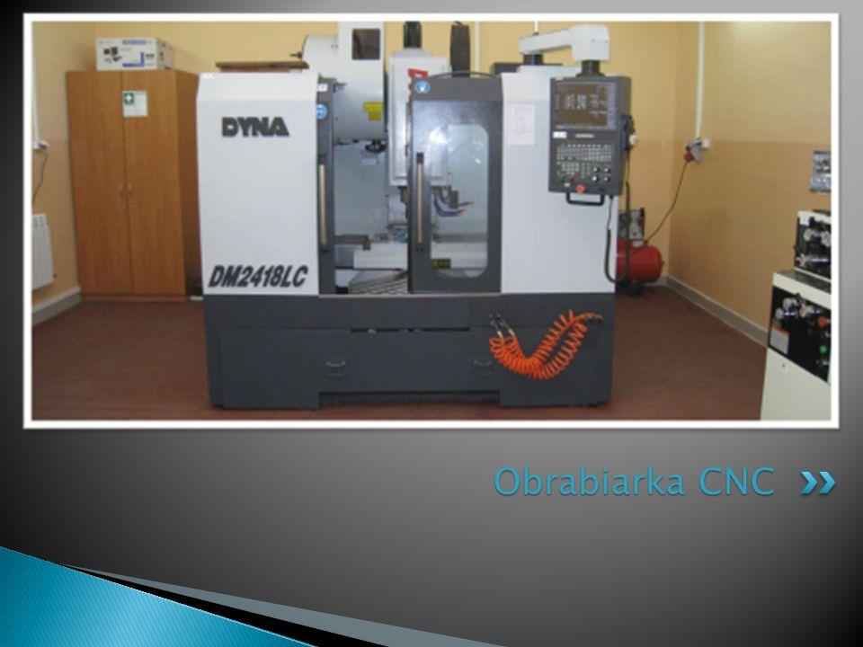 Obrabiarka CNC