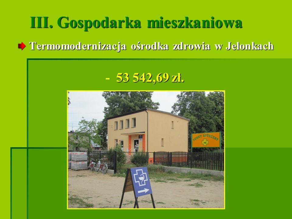 Remont budynku świetlicy wiejskiej w Prosienicy - 107 723,52 zł - remont dachu Remont budynku świetlicy wiejskiej w Prosienicy - 107 723,52 zł - remont dachu
