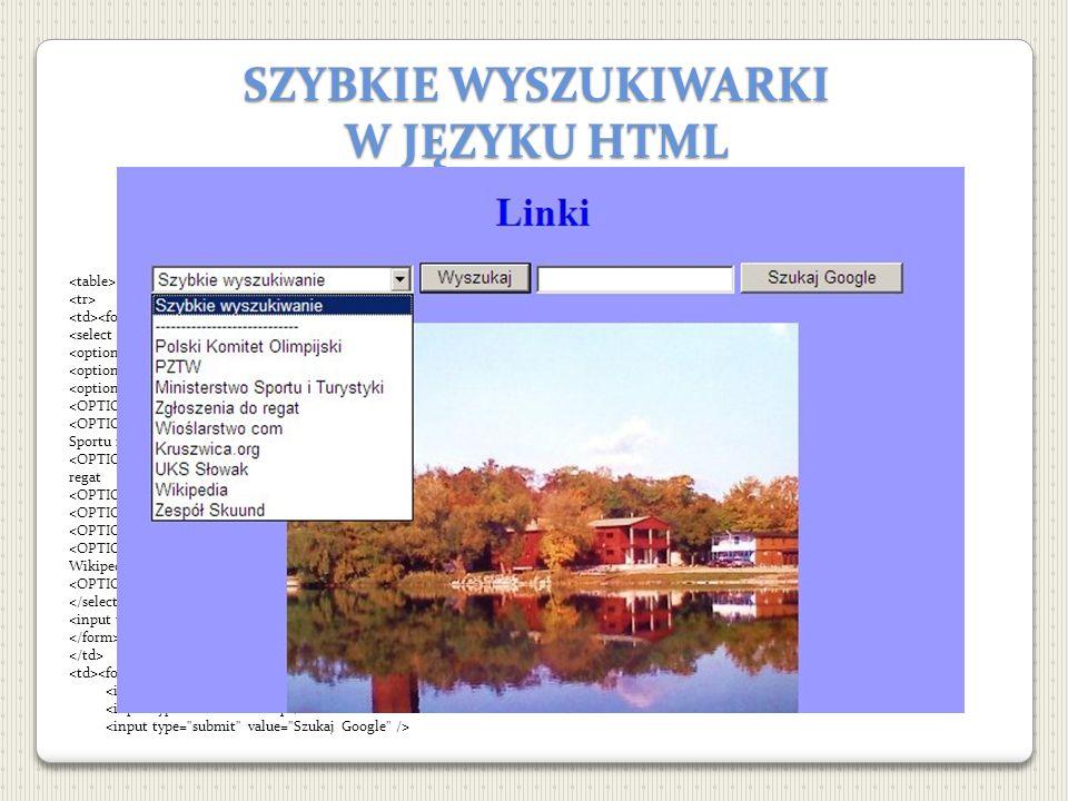 Szybkie wyszukiwanie ---------------------------- Polski Komitet Olimpijski PZTW Ministerstwo Sportu i Turystyki Zgłoszenia do regat Wio¶larstwo com K