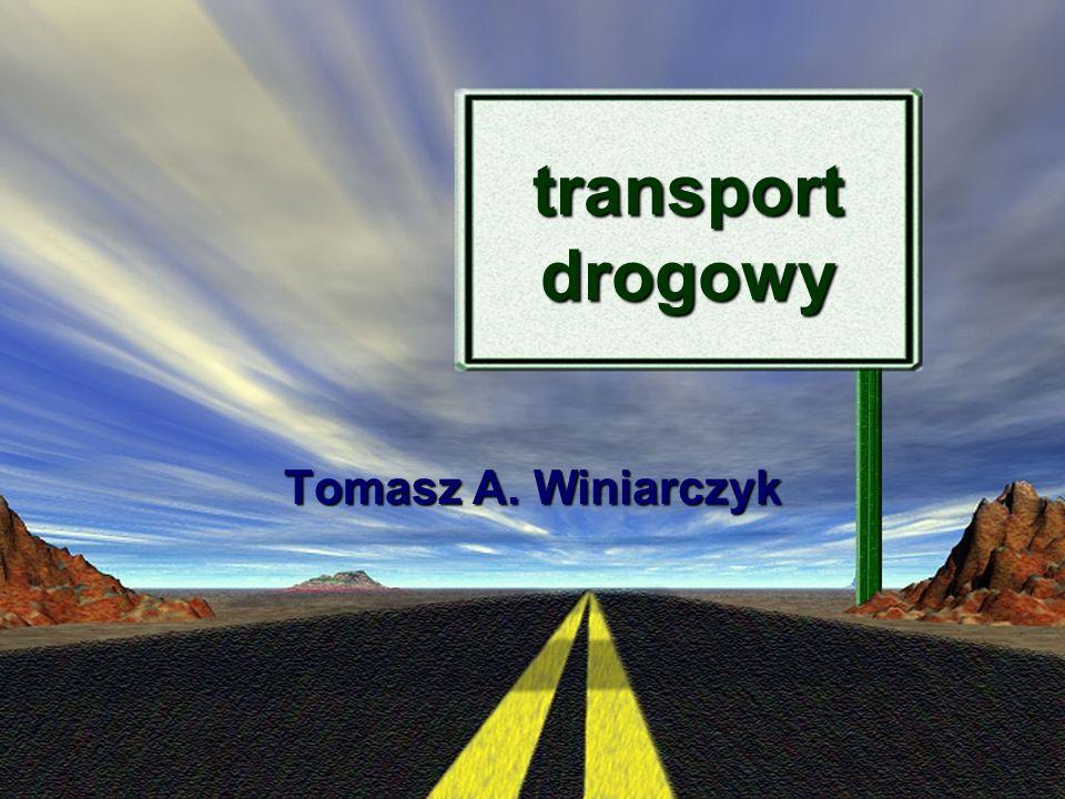 licencja – kraj Licencja na krajowy transport drogowy rzeczy uprawnia do wykonywania transportu drogowego w zakresie, o którym mowa w art.