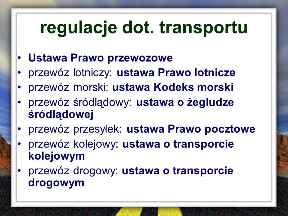 3) transport drogowy krajowy transport drogowy lub międzynarodowy transport drogowy; określenie to obejmuje również: a) każdy przejazd drogowy wykonywany przez przedsiębiorcę pomocniczo w stosunku do działalności gospodarczej, niespełniający warunków, o których mowa w pkt 4, b) działalność gospodarczą w zakresie pośrednictwa przy przewozie rzeczy