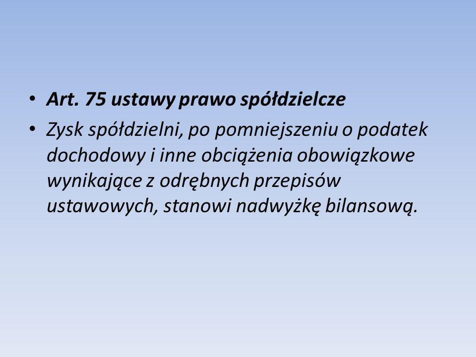 Art.10 ustawy o spółdzielniach socjalnych 1.