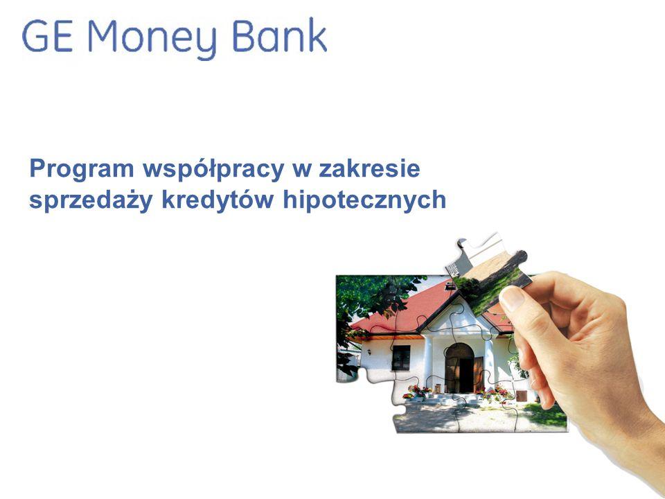 Program współpracy w zakresie sprzedaży kredytów hipotecznych