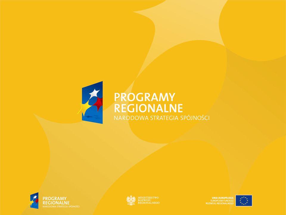 3 marca 2014Ministerstwo Rozwoju Regionalnego - 2 Wsparcie infrastruktury telekomunikacyjnej w ramach RPO Regionalna pomoc inwestycyjna na podstawie rozporządzenia MRR z dnia 7 grudnia 2009 r.