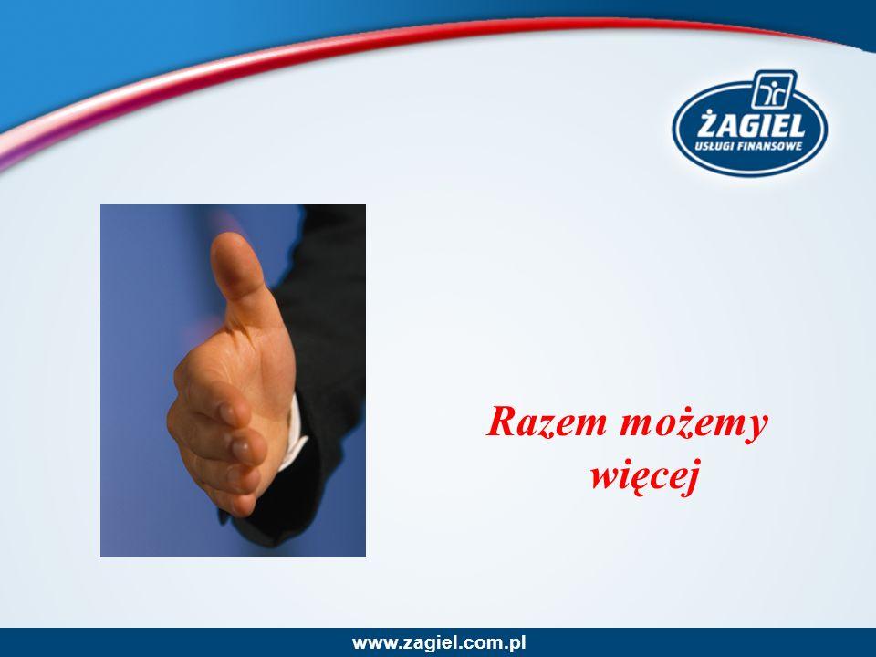 Razem możemy więcej www.zagiel.com.pl
