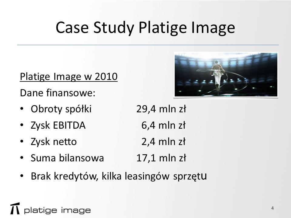 Case Study Platige Image Co dalej .Perspektywy na 2011 i dalej ….