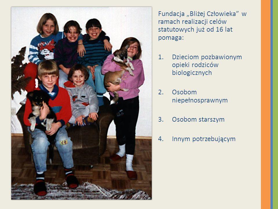 lub za pośrednictwem naszych przyjaciół Fundacji HAPPY KIDS z Łodzi przekazać nam 1 % swojego podatku.