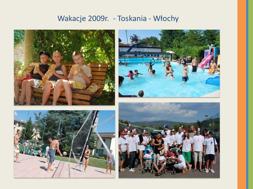 Wakacje 2009r. - Toskania - Włochy