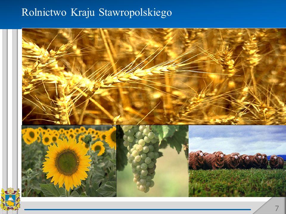 7 Rolnictwo Kraju Stawropolskiego