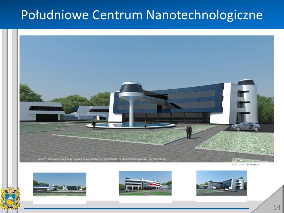14 Południowe Centrum Nanotechnologiczne