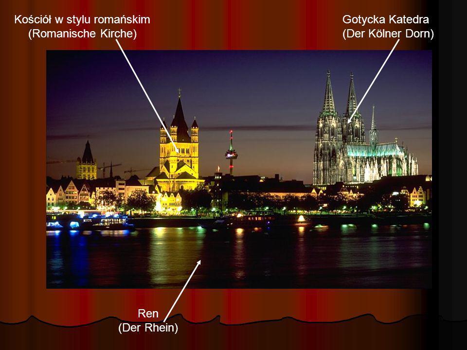 Frankfurt nad Menem (Frankfurt am Main) Frankfurt nad Menem jest jednym z większych miast Niemiec o znaczeniu nie tylko kontynentalnym, lecz również międzynarodowym jako znacząca metropolia finansowa.