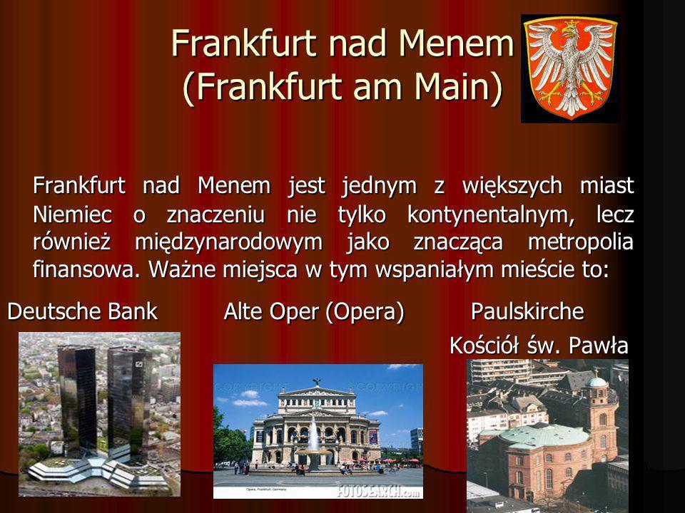Hannover Hannover, miasto położone nad rzeką Leine jest stolicą kraju związkowego Dolna Saksonia.