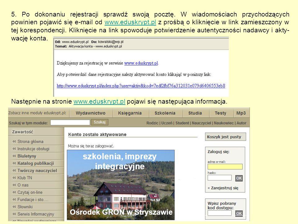 34. Materiały zawarte w Biuletynach posiadają obudowę multimedialną (szczegóły poniżej). DALEJ