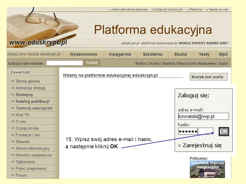 30.Na pulpicie Użytkownika widać Nowy folder, po otwarciu - w środku widzimy jego zawartość.