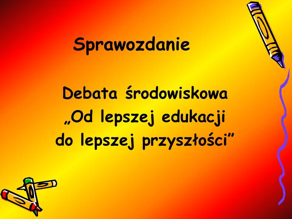 Kiedy.Gdzie. Kto. Termin: 23 listopada 2010 r. Miejsce: Szkoła Podstawowa im.