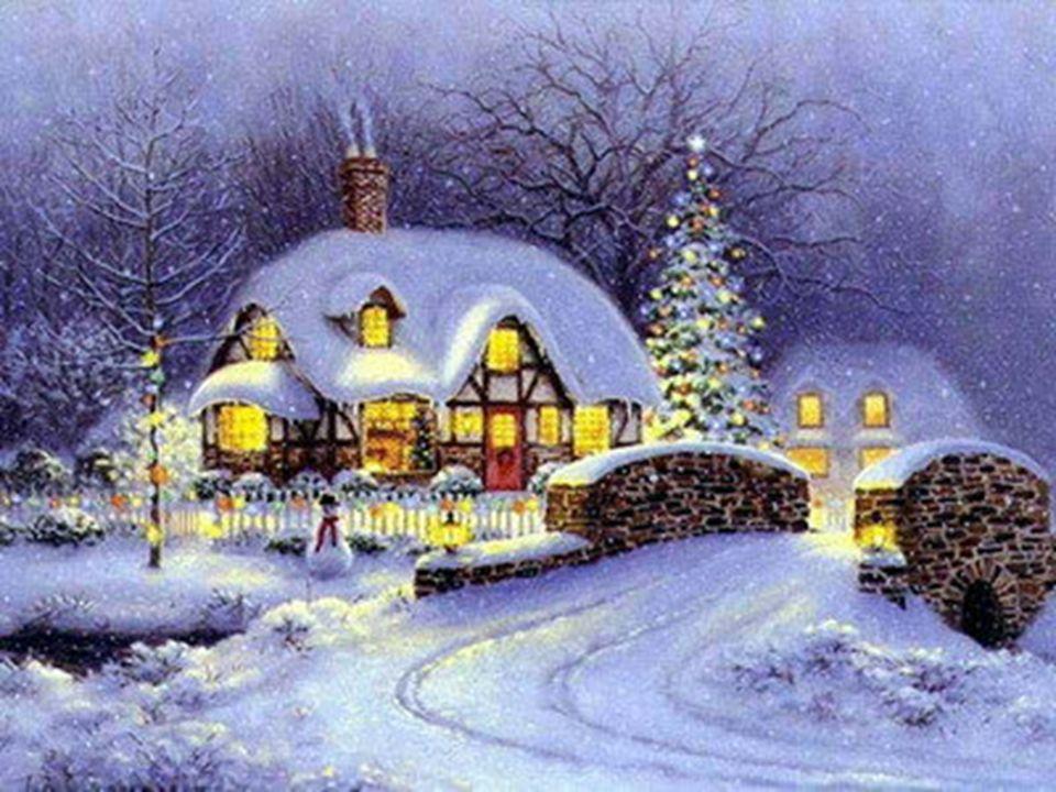 Wieczerza wigilijna. Christmas Eve.
