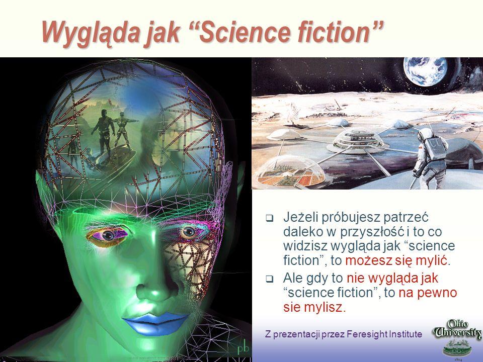 EE141 Wygląda jak Science fiction Jeżeli próbujesz patrzeć daleko w przyszłość i to co widzisz wygląda jak science fiction, to możesz się mylić. Ale g