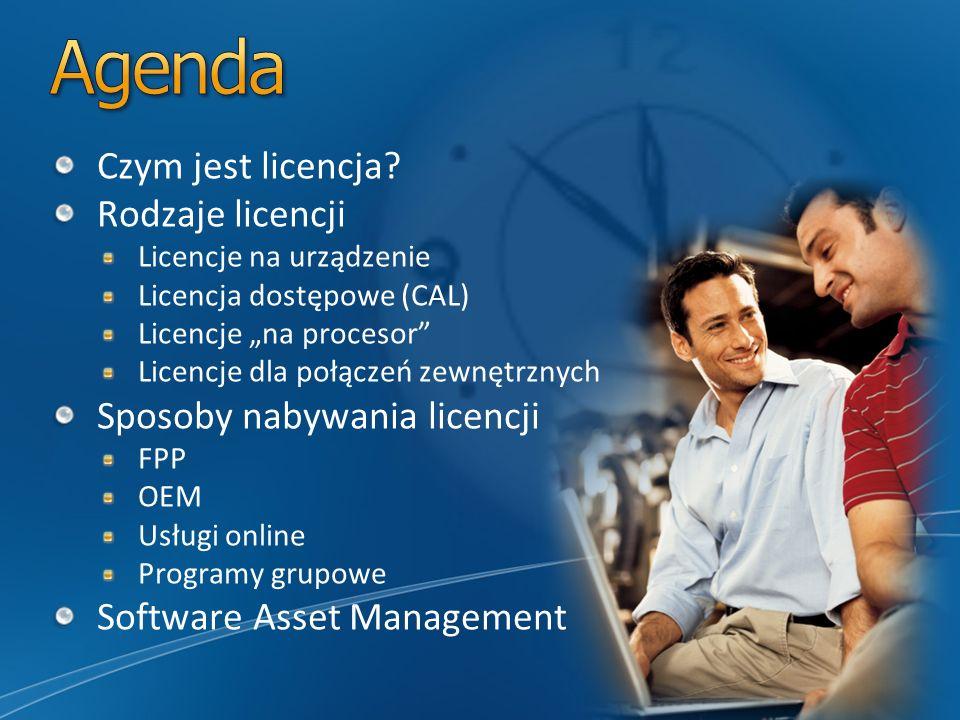 Czym jest licencja.
