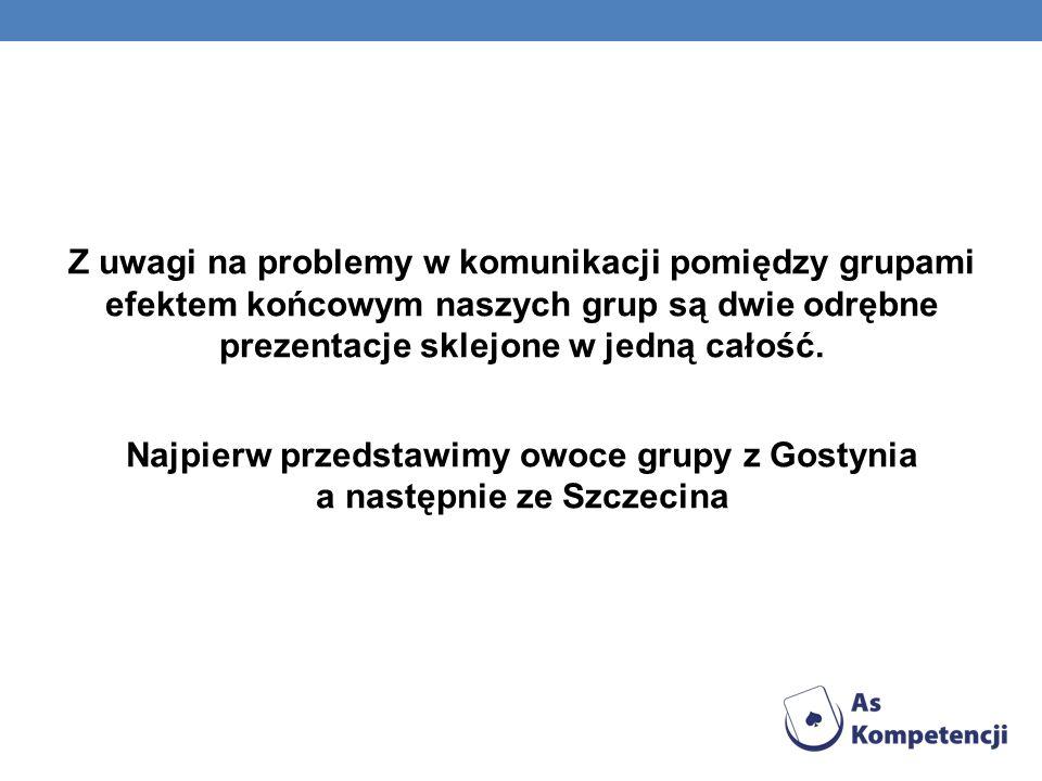 WSTĘP Tematem wspólnego projektu naszych grup są maszyny proste.