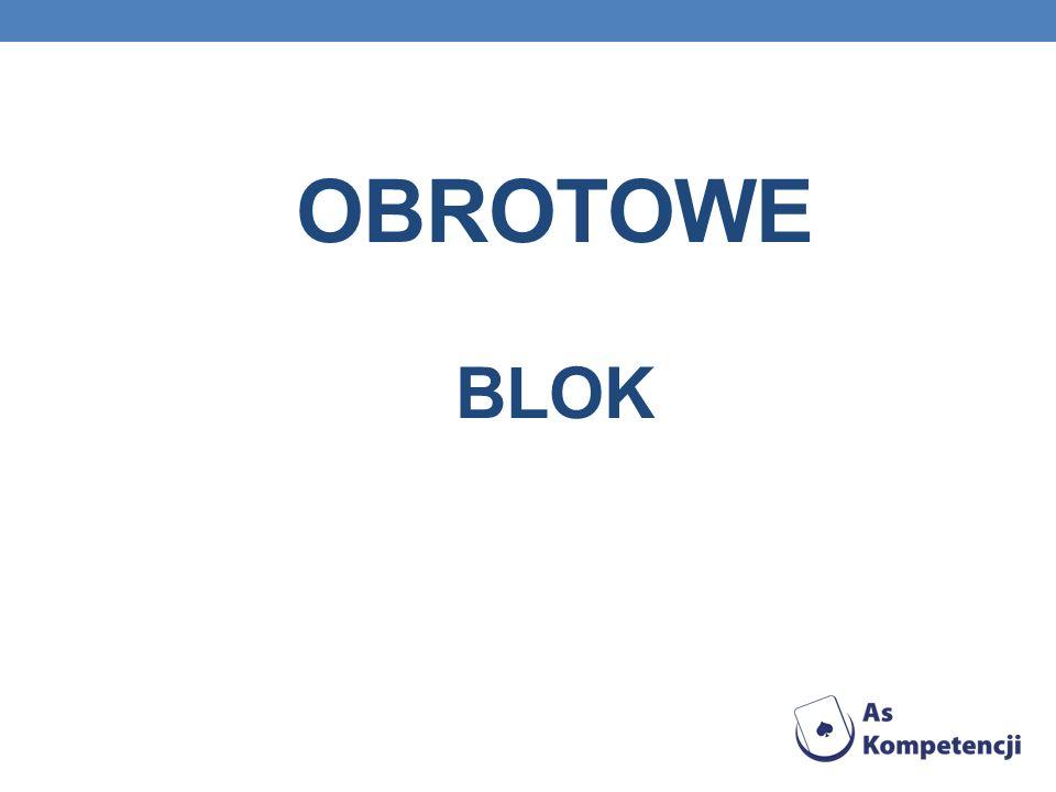 OBROTOWE BLOK