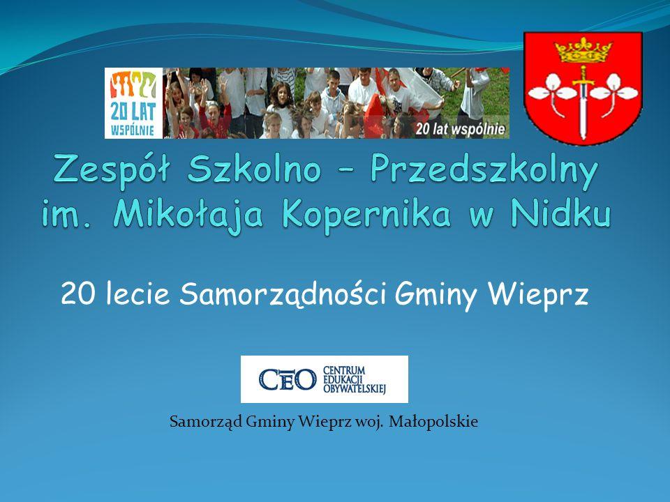 20 lecie Samorządności Gminy Wieprz Samorząd Gminy Wieprz woj. Małopolskie