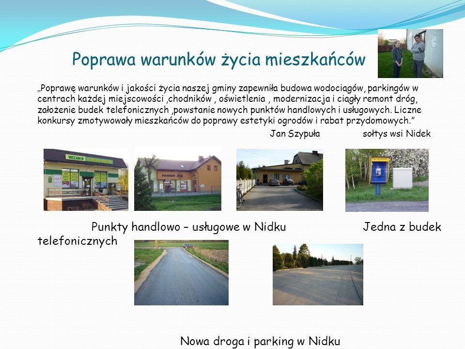 Centrum kultury i informacji Domy kultury stały się ważnym ogniwem w rozwoju naszej gminy.