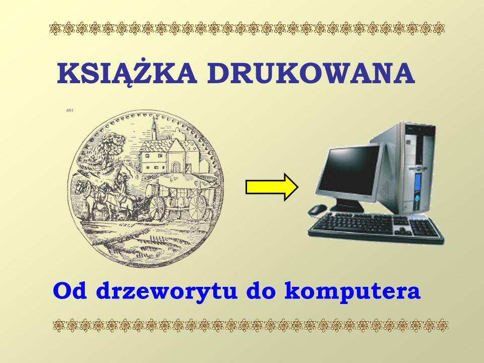 Pierwsze druki polskie pojawiły się w 1474 roku.