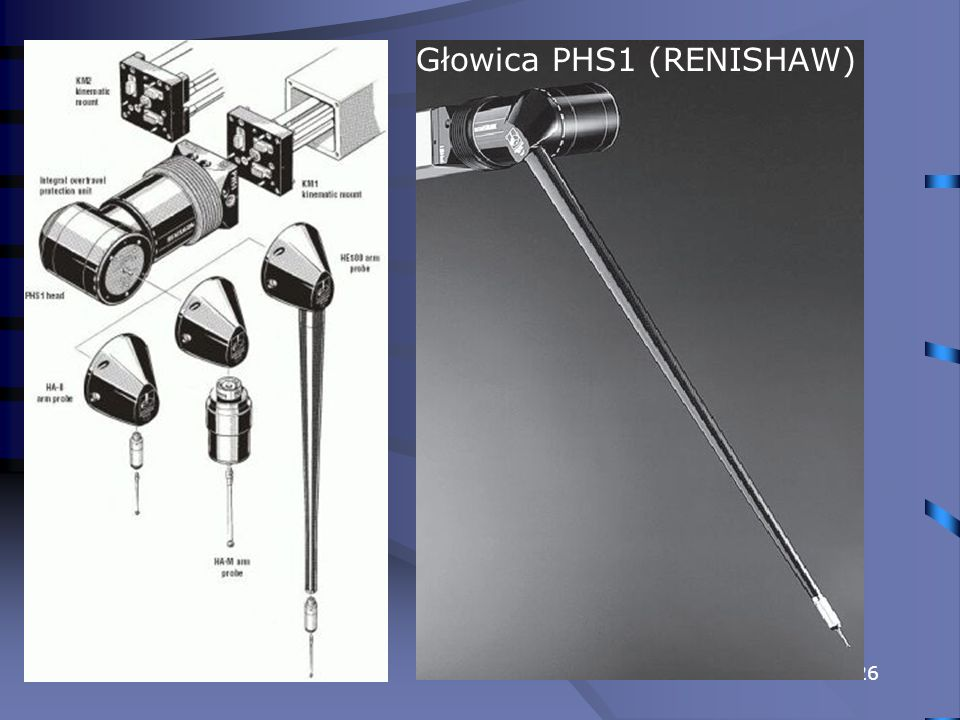 26 Głowica PHS1 (RENISHAW)